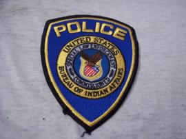 Badge embleem, POLICE bureau of Indian affairs