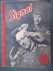 SIGNAAL April 1942 Spaanse uitgave