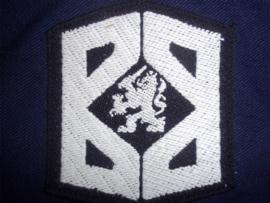 Dutch bracelet Civil defence. Armband BB. Bescherming Burgerbevolking