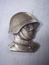 Swiss badge, Zwitsers embleem speldje Soldaten Weihnacht 1940
