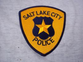 Badge, embleem Salt lake city Police