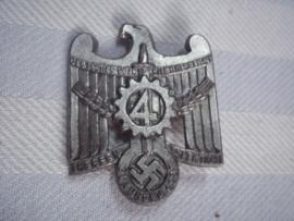 German tinnie Deutsches Volk hilf dir selbst - Treffen Inspektion - Gladbeck 1933