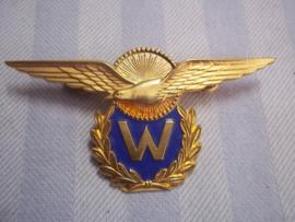 KLu wing, Vlieger- waarnemer laatste model
