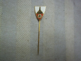 German pin Kuyffhauserbund, nicely marked and numbered. Duitse speld veteranen vereniging ges.gesch.