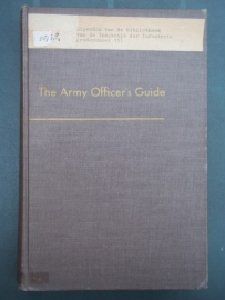 US book the officers guide.