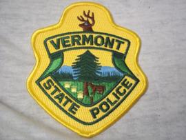 Badge, embleem Vermont State Police