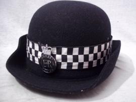 British female police cap Dorset police Engels vrouwen mutsje Politie.