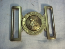 Buckle Royal Marines, Bronzen koppelslot Engelse Mariniers