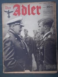 Der ADLER 4 maart 1941