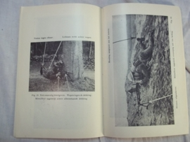 Nederlands voorschrift M.v.O. Mitrailleur, mooie afbeeldingen