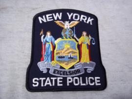 Badge, embleem State Police New-York