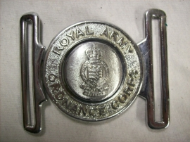 English army buckle ceremonial Royal Army Ordnance Corps