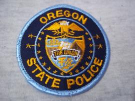 Badge, embleem Oregon State Police