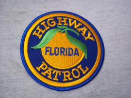 Badge, embleem Highway Patrol Florida.