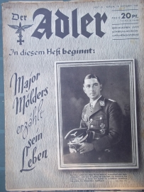 Der ADLER 15 oktober 1940