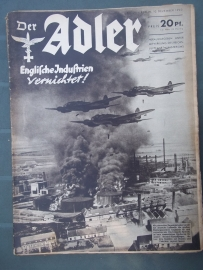 Der ADLER 10 december 1940