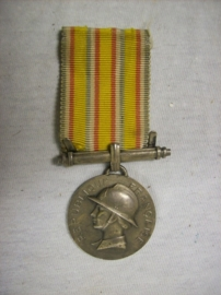 French medal fire department, franse brandweermedaille