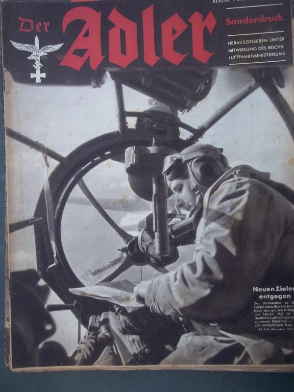 Der ADLER 1942 SONDERDRUCK