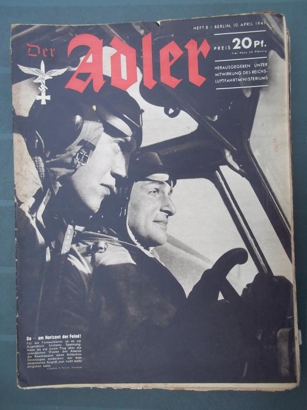 Der ADLER 10 april 1941