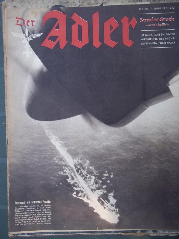 Der ADLER 1 mei 1942