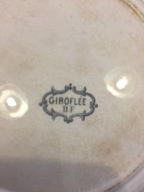 Bord / schaal Giroflée