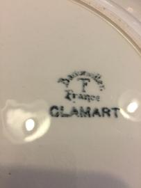 Franse schaal Glamart