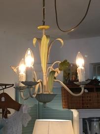 Frans bloemen lampje
