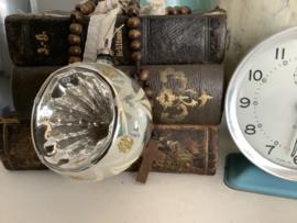 Deukbal met zilver en goud