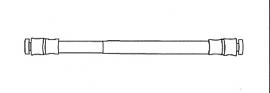 klemstang 40/60cm