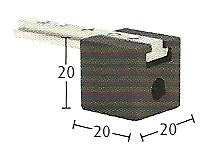 wandsteun quadro-rail