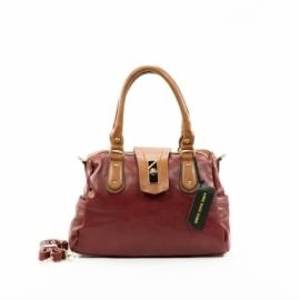 Aoke Bags 9128# Red
