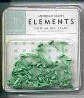 Minibrads mintaqua - American Crafts * AC8484