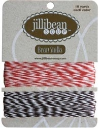 Bean stalks twine - Jillybean Soup * BS20