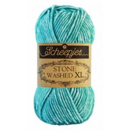 Turquoise  864 - Stone Washed XL * Scheepjes