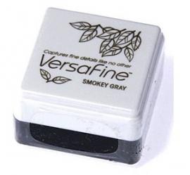 Versafine small ink pad smokey grey * vfs-83