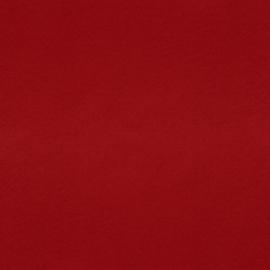 100% acryl vilt  - donkerrood 008 * 20x30 cm.