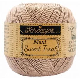 257 Antique mauve Maxi Sweet treat 25 gram - Scheepjes