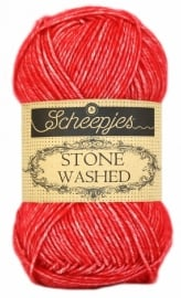 Carnelian 823 - Stone Washed * Scheepjes