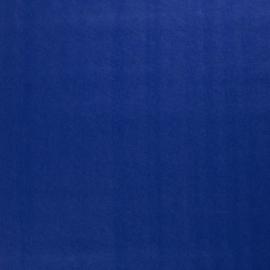 100% acryl vilt  - kobalt blauw 032 * 20x30 cm.