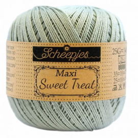 402 Silver green Maxi Sweet treat 25 gram - Scheepjes