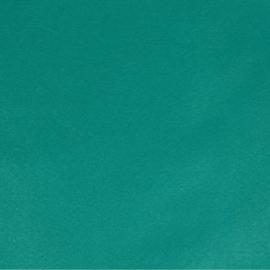 100% acryl vilt  -  blauwgroen 014  * 20x30 cm.