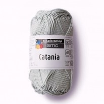Catania katoen Zilvergrijs * 172