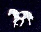 Eyelet paard wit