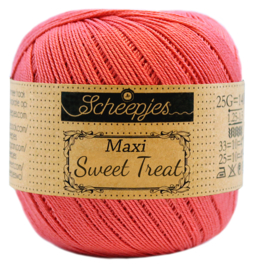 256 Cornelia rose - Maxi Sweet Treat 25 gram - Scheepjes