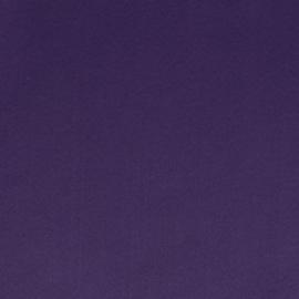 100% acryl vilt  - donkerpaars 034 * 20x30 cm.