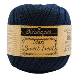 124 Ultramarine - Maxi Sweet Treat 25 gram - Scheepjes