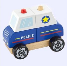 Politieauto demontabel - Vigatoys * V0201