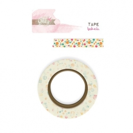 Washi tape Bokeh - Glitz Design * WT 434
