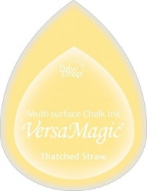 Dew Drop tatched straw - Versamagic * GD-031