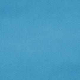 100% acryl vilt  -  blauw 052 * 20x30 cm.